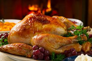 Frozen Free Range Farmed Turkey (4 kg)
